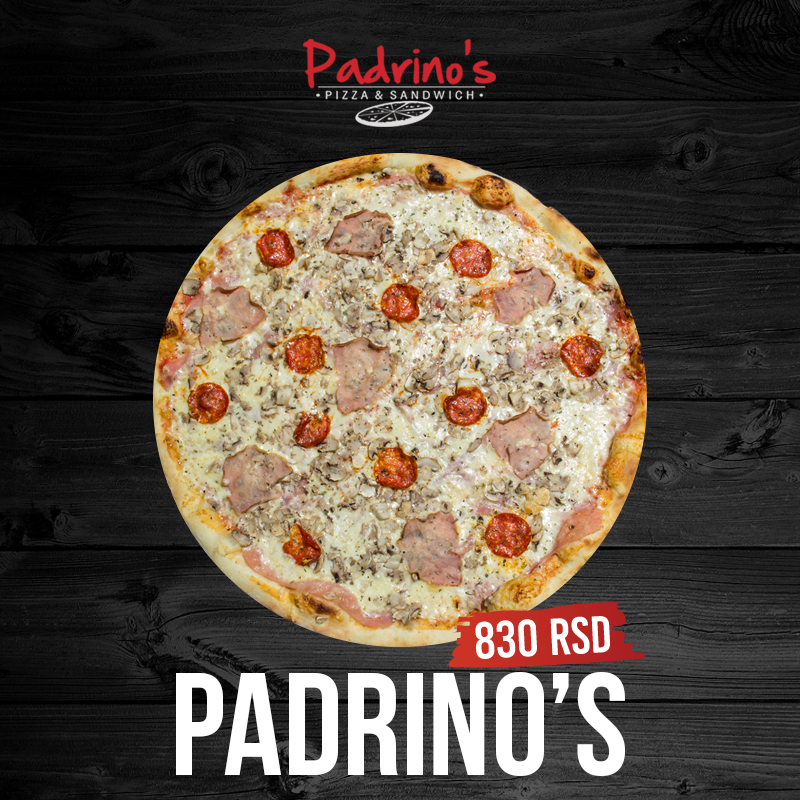 PADRINO'S PIZZA